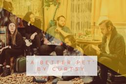 premiere - a better pet - by - curtsy - california - indie music - new music - indie rock - music blog - indie blog - wolf in a suit - wolfinasuit - wolf in a suit blog - wolf in a suit music blog