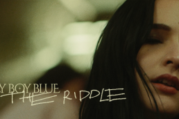 the riddle - silly boy blue - france - indie - indie music - indie pop - new music - music blog - wolf in a suit - wolfinasuit - wolf in a suit blog - wolf in a suit music blog