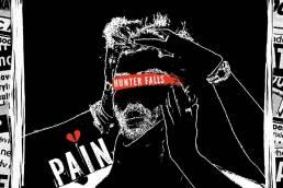 pain - hunter falls - belgium - indie - indie music - indie pop - new music - music blog - wolf in a suit - wolfinasuit - wolf in a suit blog - wolf in a suit music blog