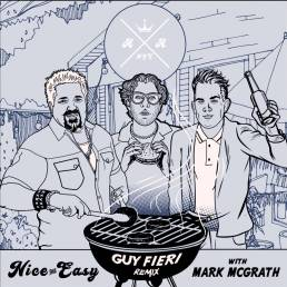 nice and easy - guy fieri - remix - american authors - usa - indie - indie music - indie pop - indie rock - indie folk - new music - music blog - wolf in a suit - wolfinasuit - wolf in a suit blog - wolf in a suit music blog