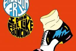 I Didn't Feel Like Dancing - freedom fry - USA - France - indie music - indie folk - new music - music blog - wolf in a suit - wolfinasuit - wolf in a suit blog - wolf in a suit music blog